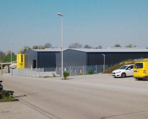 Reck-Gewerbebau-Hallenbau-Industrieahallenbau