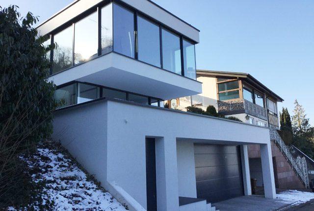 Reck-Wohnbau-Einfamilienhaus